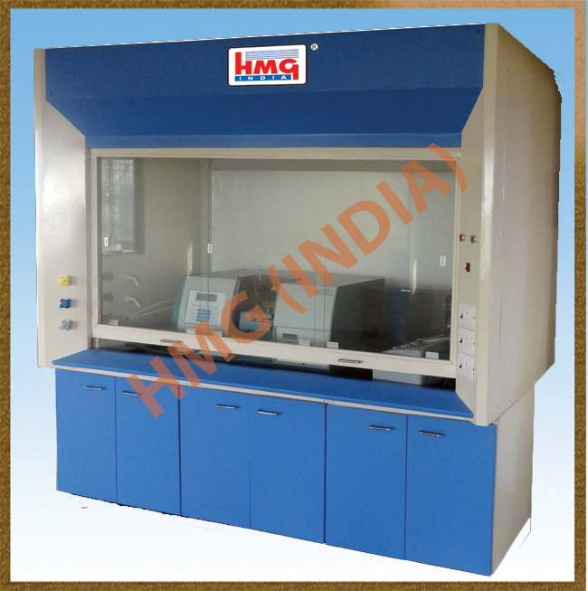 Fume Chamber - Manufacturers And Suppliers